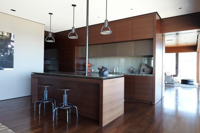 RUSSIAN HILL Kitchen modern-kitchen