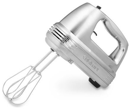 Cuisinart 9-Speed Hand Mixer contemporary-mixers