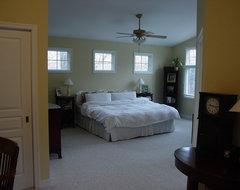 Garage to master suite Garage conversion master bedroom suite
