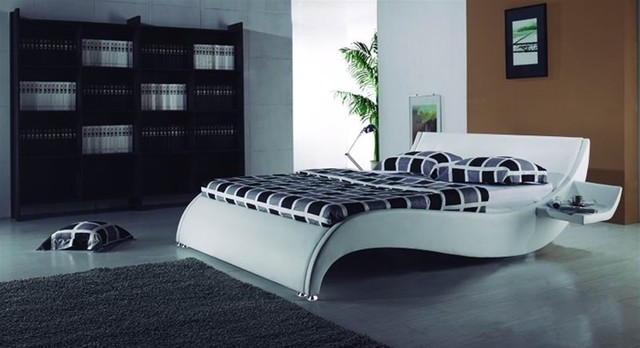 The Wave Bed Frame - $975.99 - Modern - Beds - seattle - by DefySupply ...