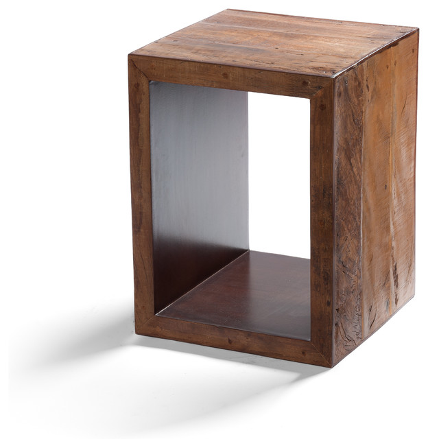 Carioca side table contemporary nightstands and bedside tables los angeles by - Bedside table ...