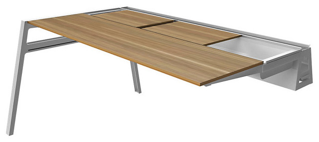 Bivi Plus One with Back Pocket modern-desks-and-hutches