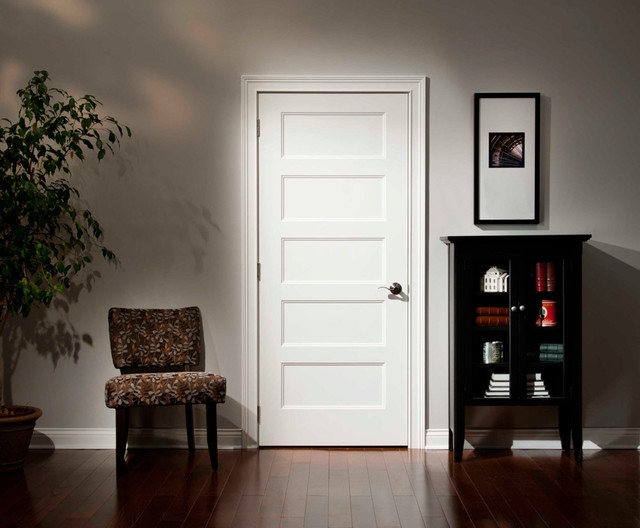 CraftMaster Interior Doors - Contemporary - other metro ...