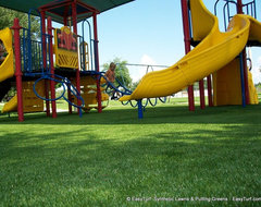 Playground traditional-landscape