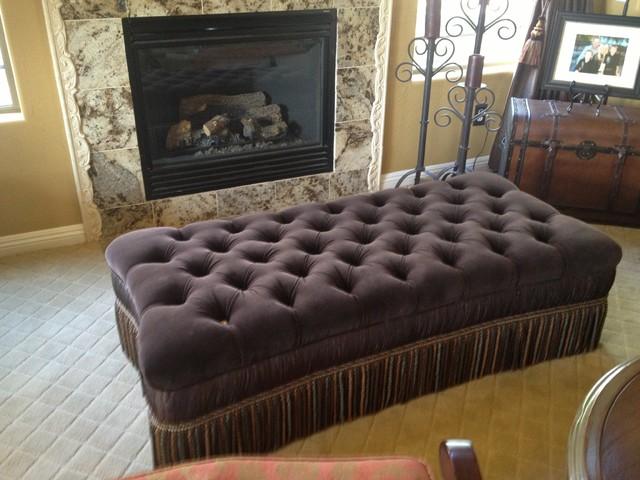 Custom Furniture traditional-living-room