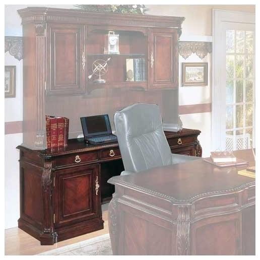 Balmoor Executive Computer Credenza modern-home-office-accessories