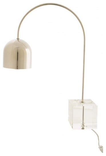 Monty Task Lamp contemporary-table-lamps