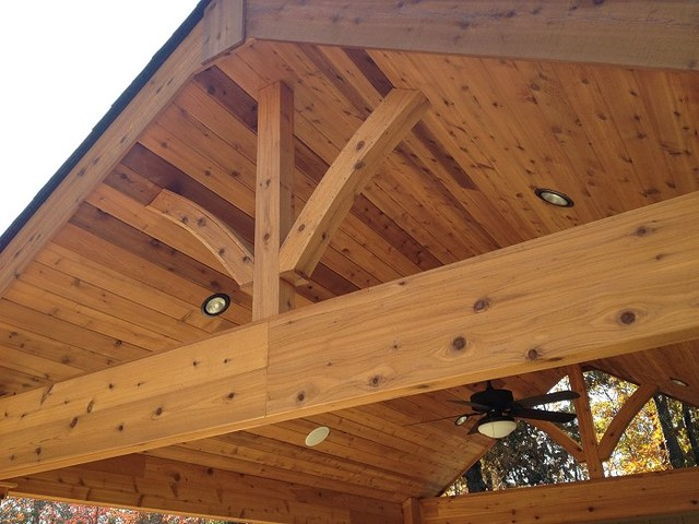 Cabana Projects Outdoor Living Spac traditional-patio