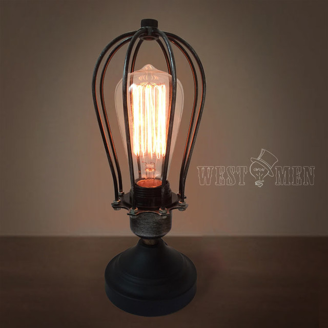 New Photograph Of Edison Desk Lamp - Desk Gallery