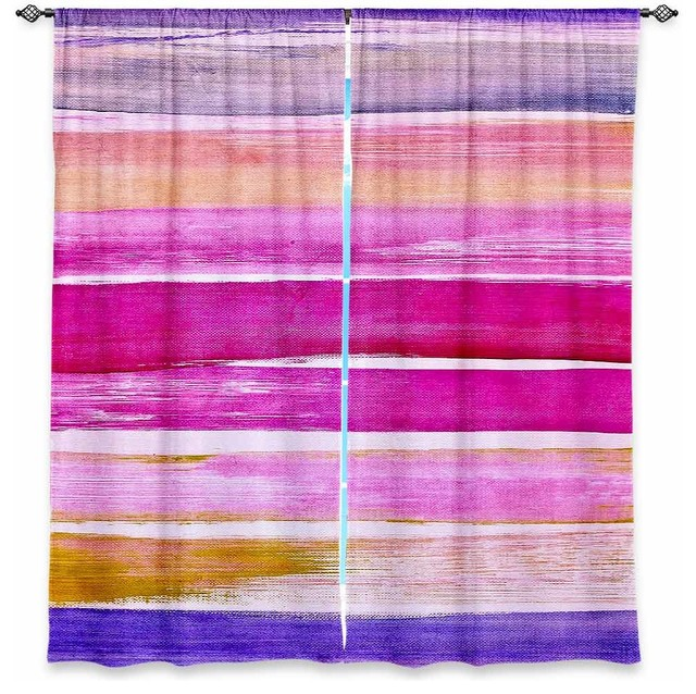 Window Curtains Lined by Iris Lehnhardt Colour Play VI contemporary-curtains