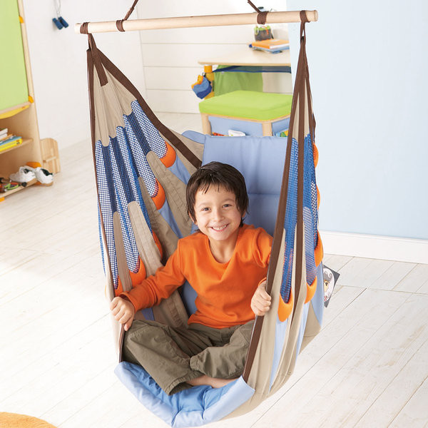 Haba Piratos Swing Seat contemporary kids chairs