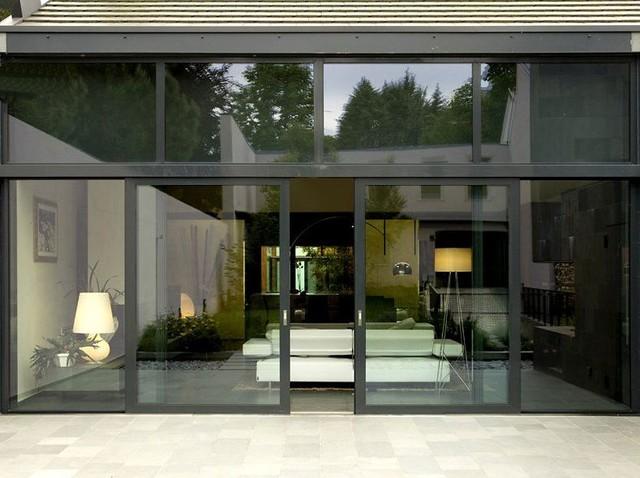 Doors And Windows Sliding Modern Front Doors Atlanta By Dream Design