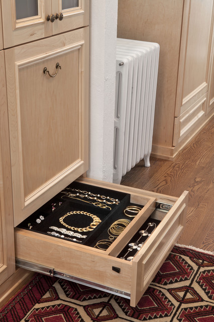 Pull-out Jewelry Drawer - Eclectic - Closet Storage - other metro - by transFORM | The Art of ...