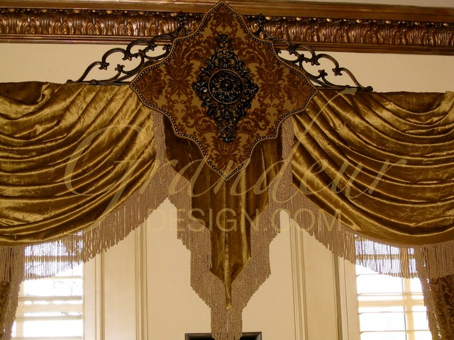 Draperies window-treatments