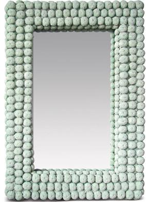 Sea Urchin Mirror eclectic-mirrors