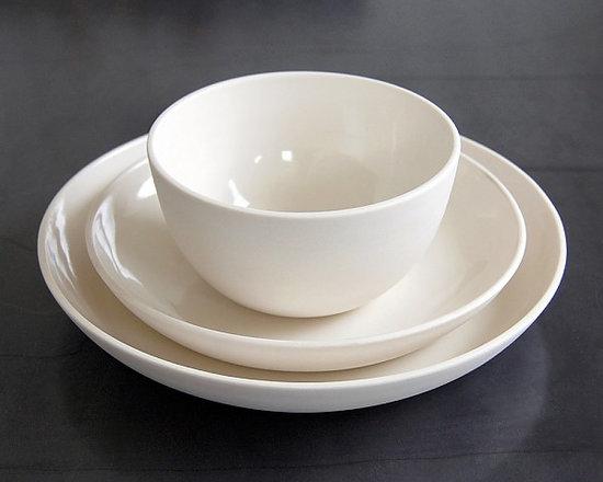 Simple Dinnerware -