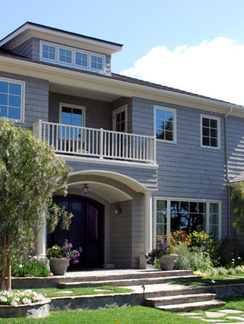 Classic cape cod traditional exterior seattle by for Cape cod house exterior design