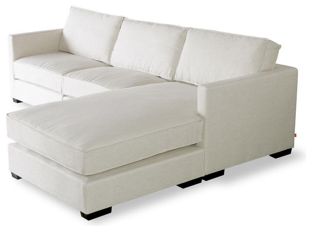 Gus Modern Richmond Bi Sectional Modern Futons By