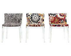 Mademoiselle Chair | Kartell contemporary-dining-chairs