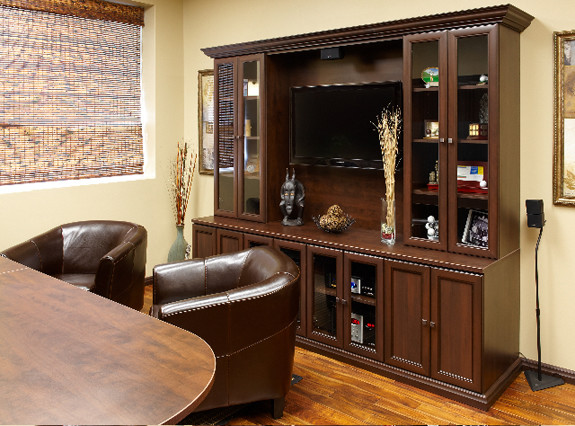 Home Office traditional-home-office