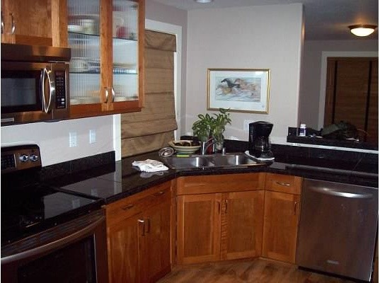 Low Cost Kitchen Remodel contemporary-kitchen
