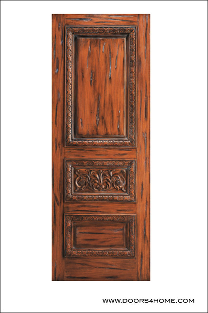 Tuscan Inspired Entry Door Model 33 Tuscany