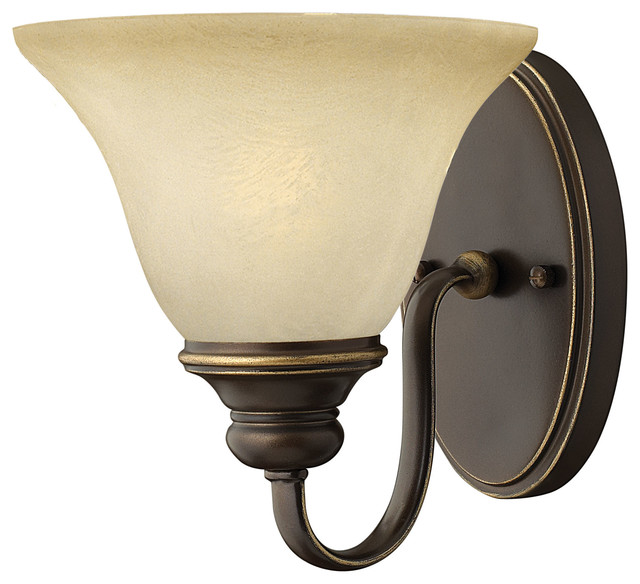 Wall Sconces Light Up And Down : Cello Single Sconce - Traditional - Wall Lighting - by Carolina Rustica