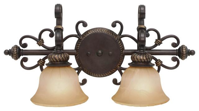 Jefferson 2 Light Vanity traditional-bathroom-lighting-and-vanity-lighting