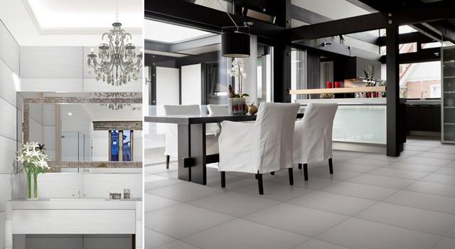 "Eleganza Tiles Axis Bianco 12""x24"" modern-wall-and-floor-tile"