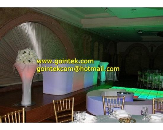 Remote Control Illuminated LED Bar Counter -