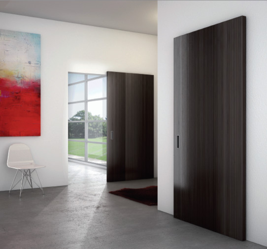 """MAGIC "" - Concealed Sliding System for Wood Door home-improvement"