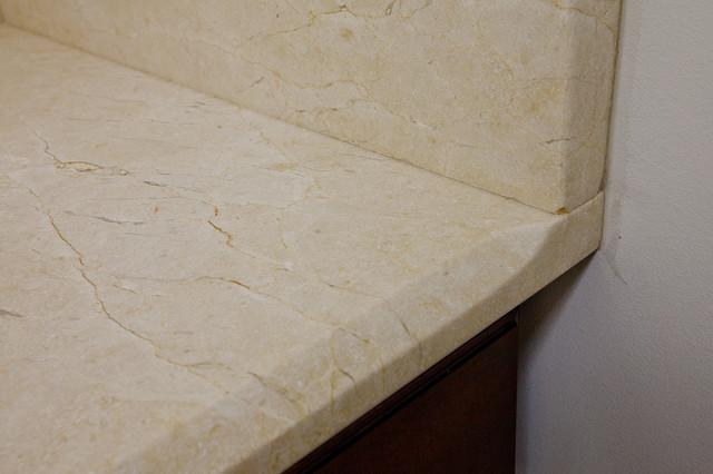 """Granite Edge: 3/4"""" Beveled Edge kitchen-countertops"""