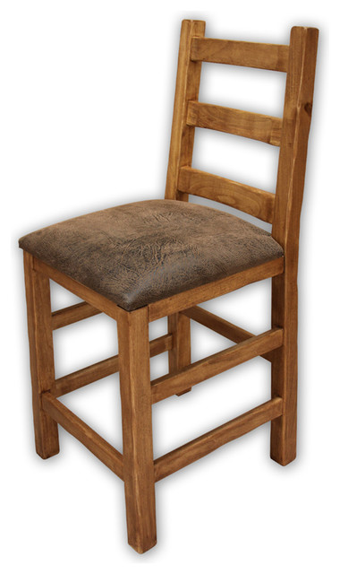 Artisan Home Lodge 100 24 Inch Barstool Traditional Bar Stools And Counter Stools By