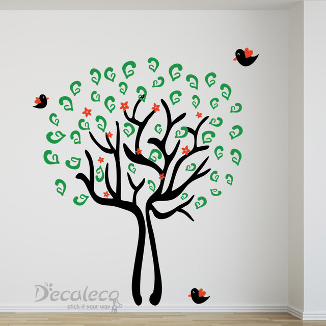 Tree of Hope vinyl wall decal wall-decals