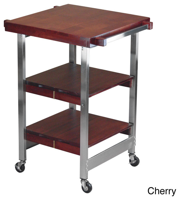 Oasis Island Kitchen Cart Oasis Concepts Stainless Steel And Wood Folding  Bbq Island