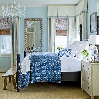 Chandeliers bedroom