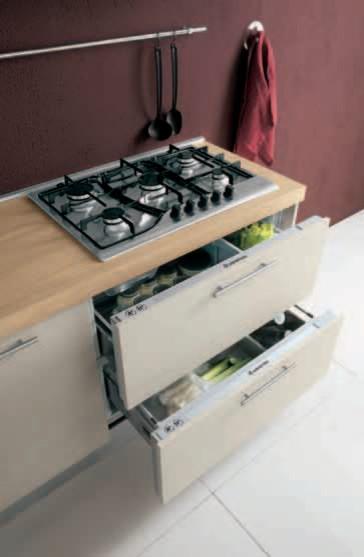 Contemporary Kitchen - Pro3 contemporary-kitchen-cabinets