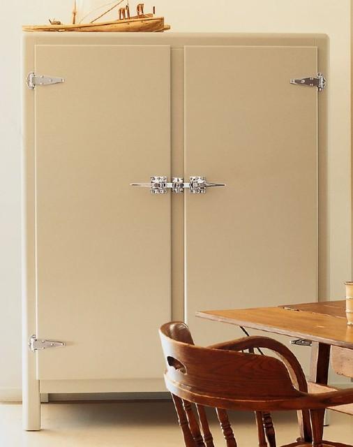 La Ghiacciaia Refrigerator/ Freezer traditional-refrigerators-and-freezers