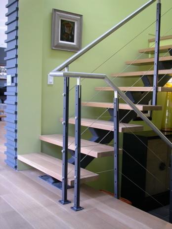 Abelow Sherman Architects LLC modern-staircase