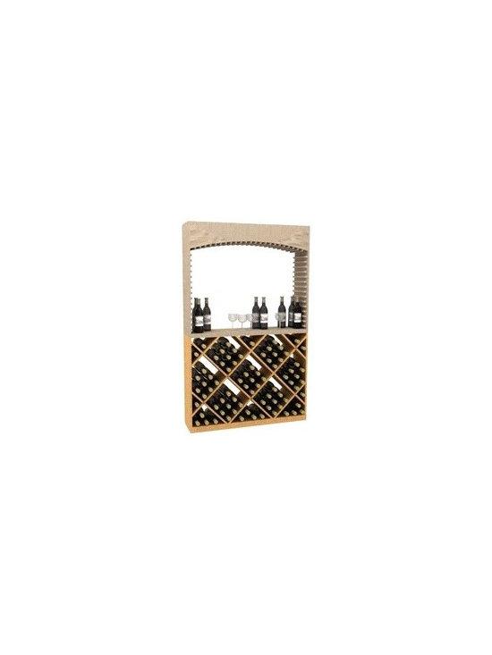 Diamond Bin Wine Rack for Archway - The Diamond Bin Wine Rack for Archway is part of our 6' Series.