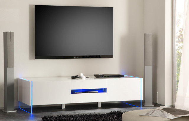 Modern Italian TV Stand Lumina - $799.00 - Modern - Entertainment Centers And Tv Stands - new ...