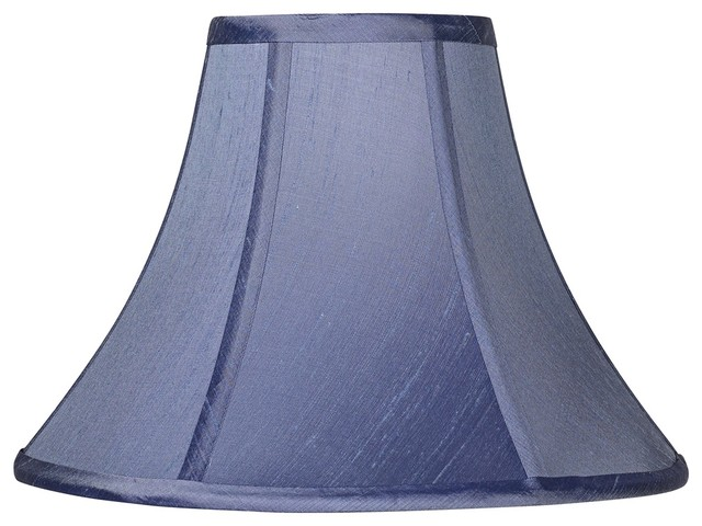 Tapesiicom Blue Lamp Shades Collection Of Lighting Design For Your Home