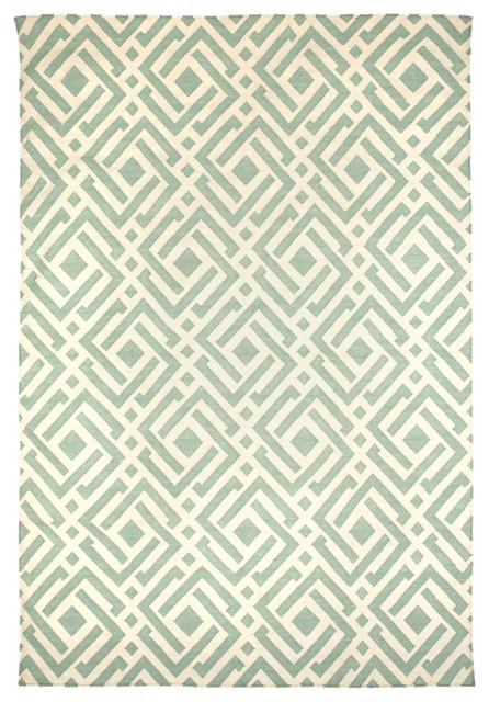 Kuba Jaipuri 4x6Rug eclectic-rugs