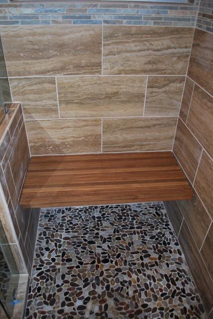 Bachelor Bathroom Renovation contemporary-bathroom