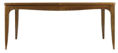 Stanley Continuum Parson's Leg Table Candlelight Cherry 816-61-32 modern-dining-tables