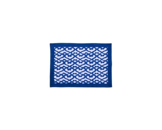 Big Cata Placemat Set, Blue -