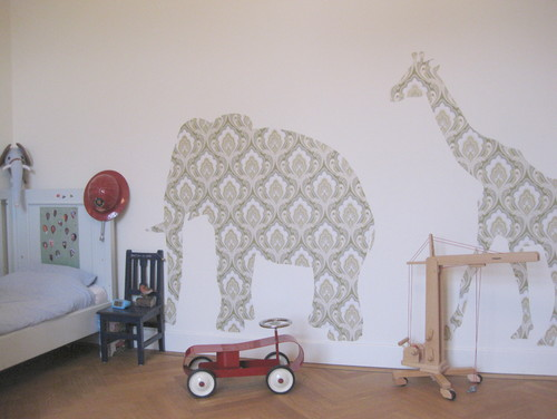 eclectic kids The Dos and Donts of Wallpaper