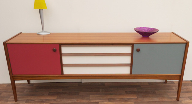 Vintage Teak Sideboard - Contemporary - Buffets And ...