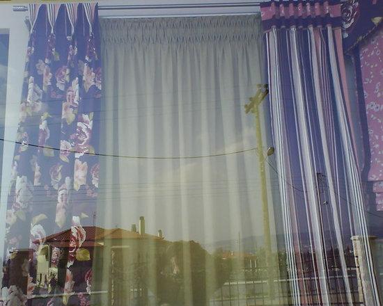 My work in windows treatments -