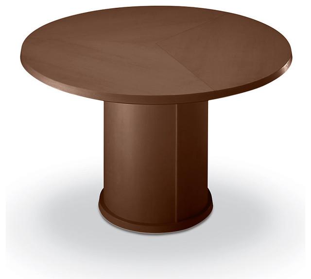 Skovby SM 32 Expandable Table in Walnut modern dining tables : modern dining tables from www.houzz.com size 640 x 576 jpeg 34kB